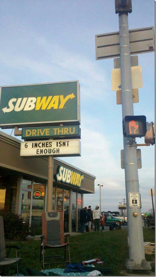 subway fail