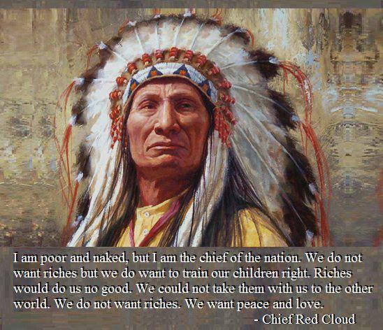 Chief Red Cloud | Dauson Stimpson-Gagnon