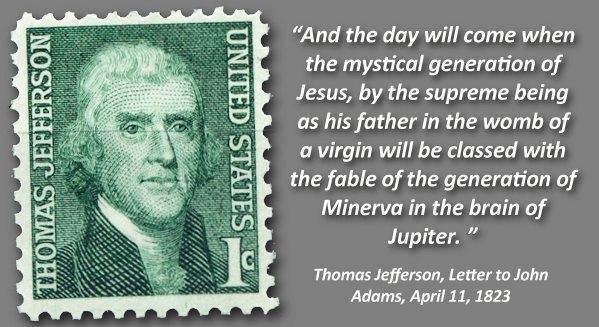 Thomas Jefferson on Jesus