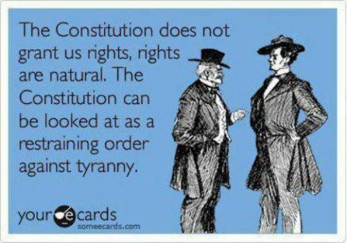 restraining order against tyranny