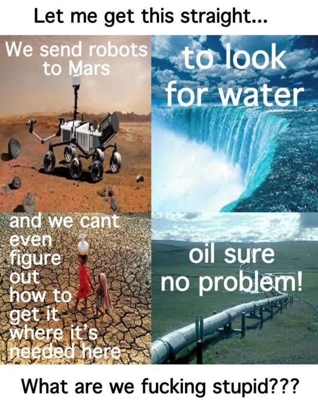 oil no problem