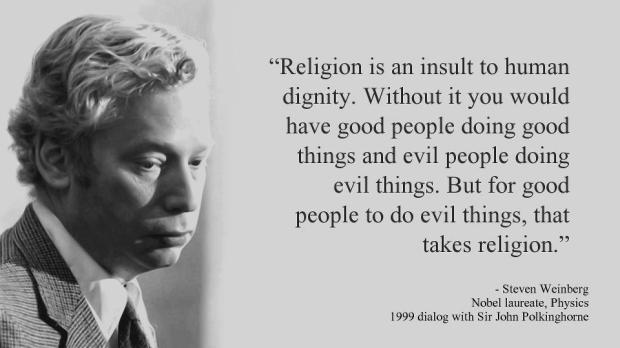 religion is an insult
